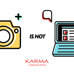 Karma Communication - Blogger