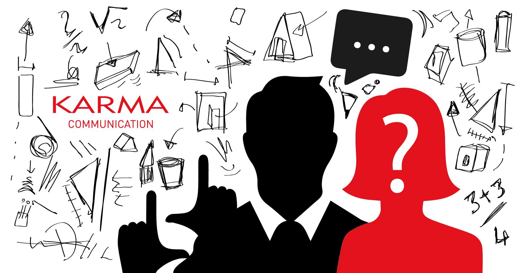 Karma Communication - Il progetto immaginato