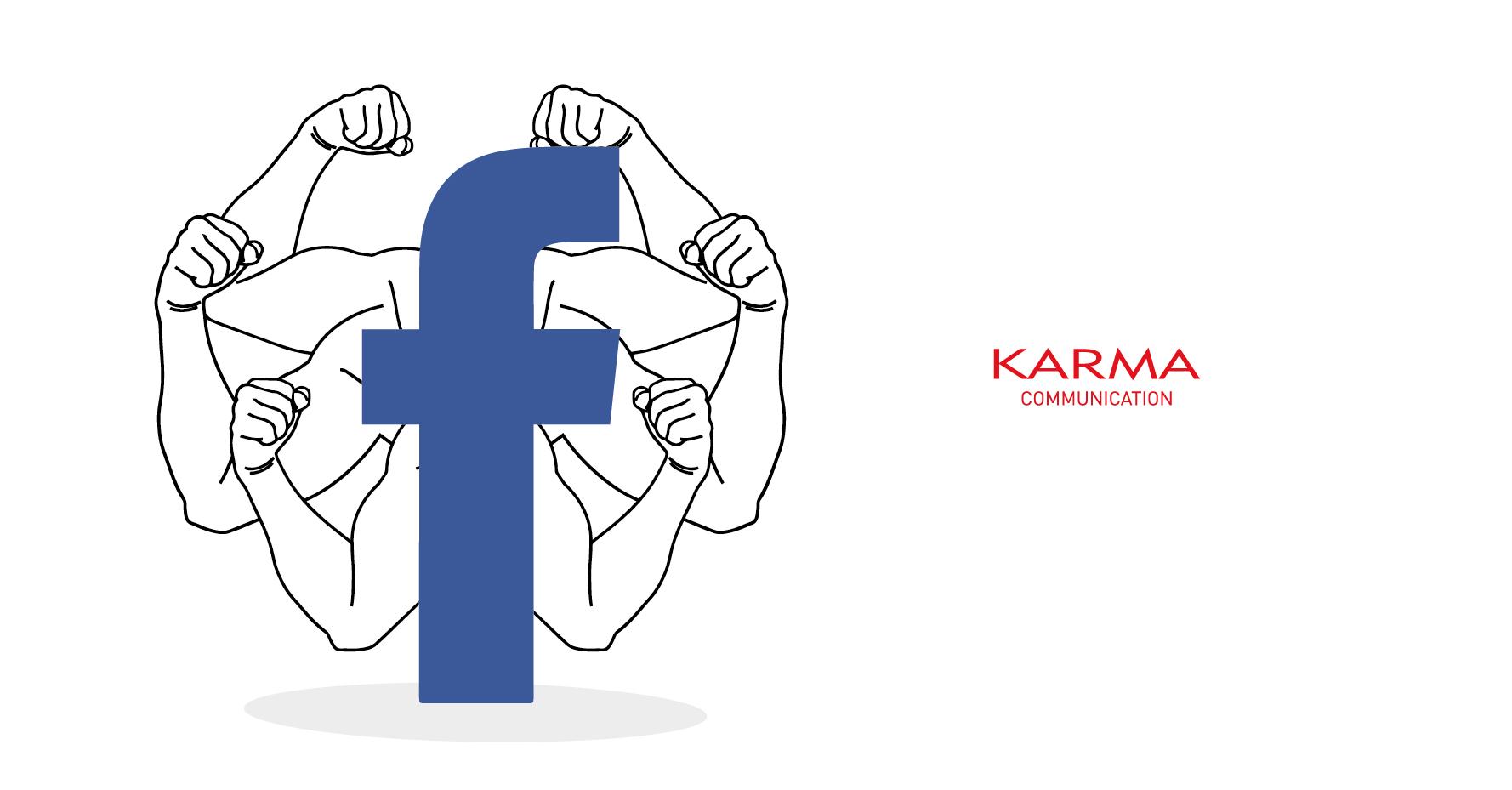 Karma Communication - Facebook che continua a stupirmi