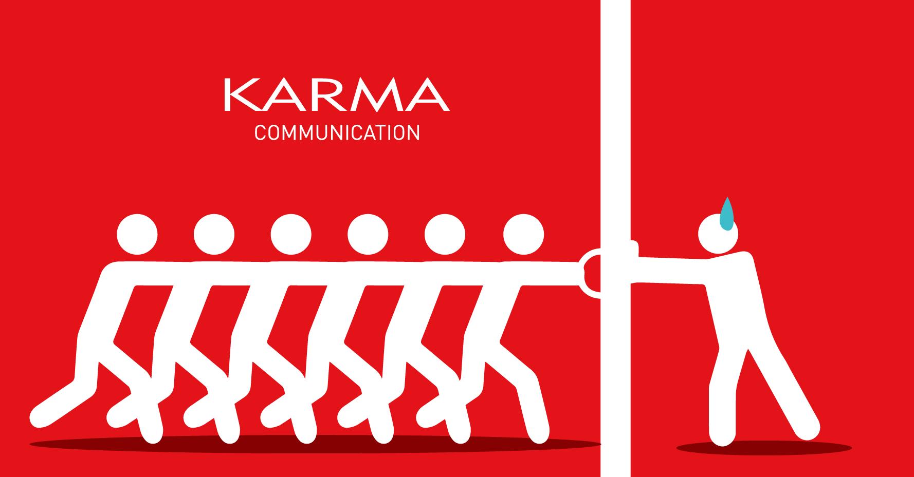 Karma Communication - Siamo tornate dalle vacanze