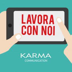 Karma Communication - Lavora con noi
