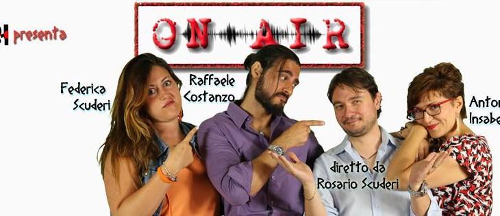 Il 28 settembre la prima puntata di On Air, la sitcom sulla radio