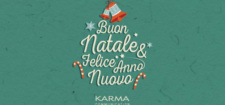 Buone Feste da Karma Communication