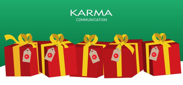 I regali di Natale per gli altri K