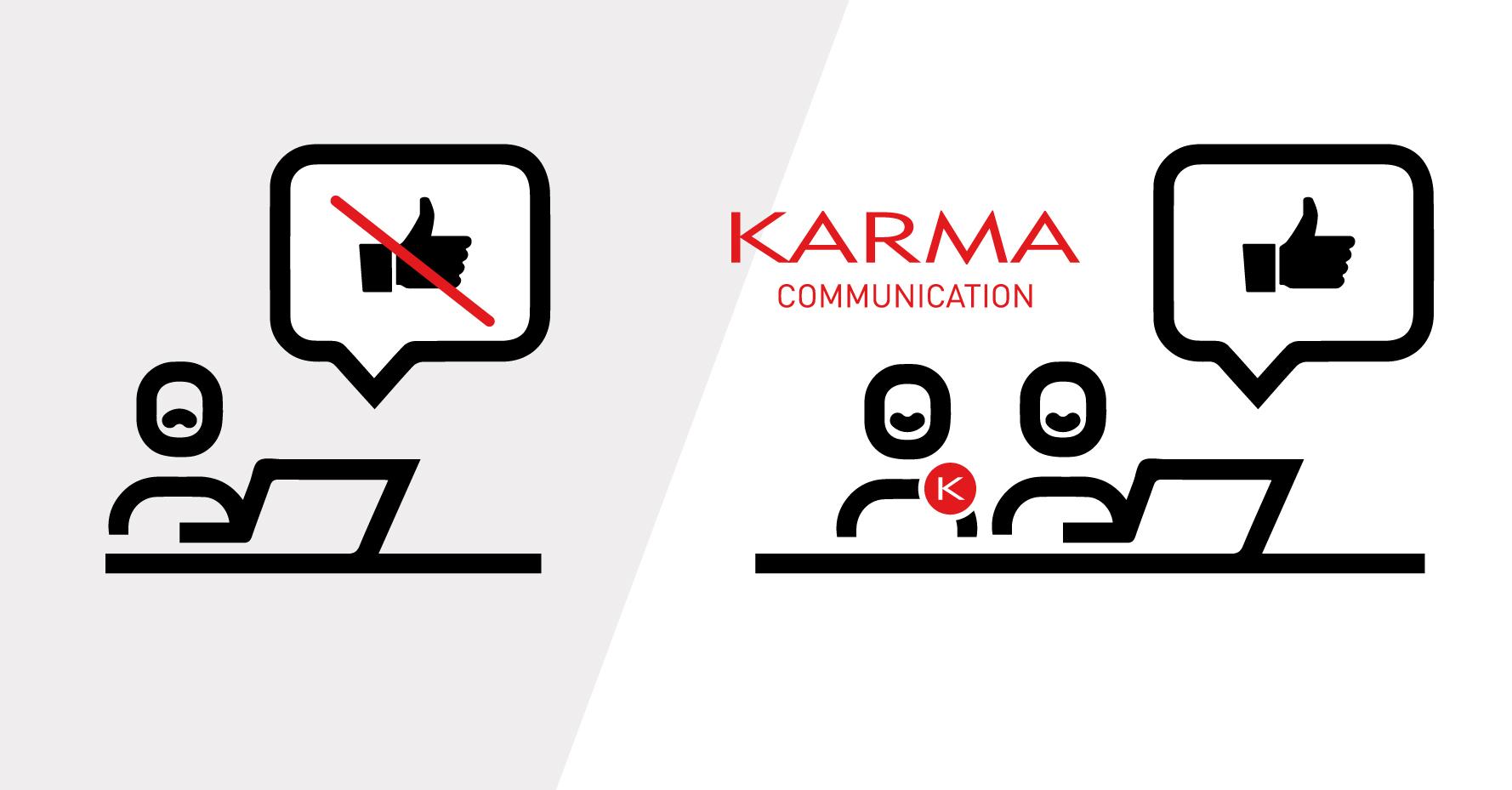 Karma Communication - Cambiamenti di Fb