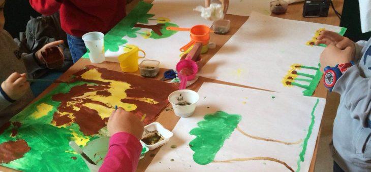 """""""Apprendisti artisti: la tempera all'uovo"""": laboratorio per bambini al Castello Ursino"""