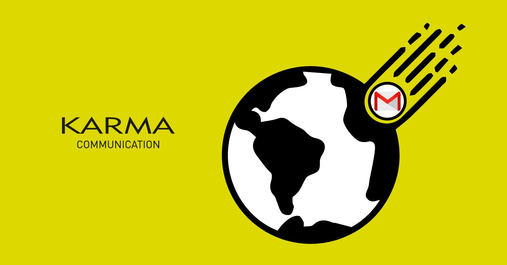 Karma Communication - Ansia da Gmail