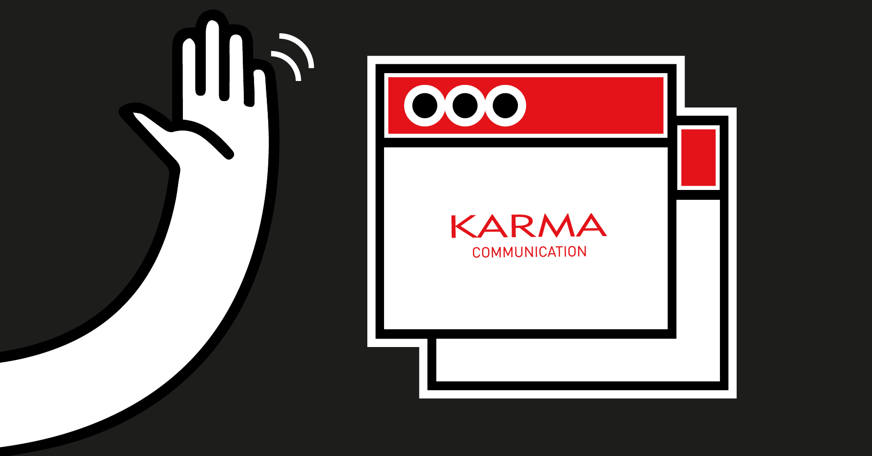 Karma Communication - Ciao a quelli che leggono il blog