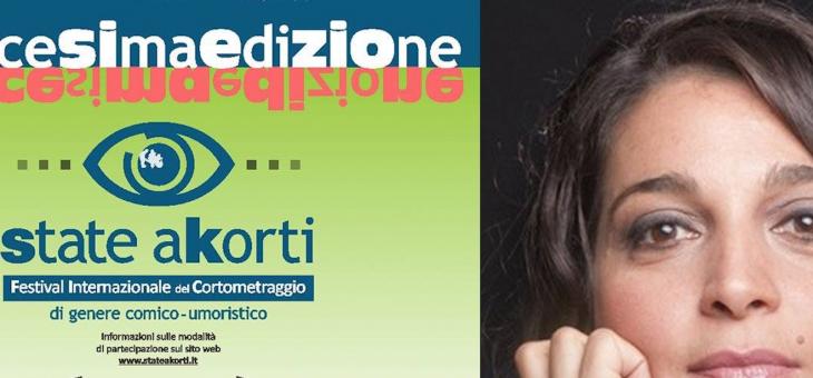 State Akorti XI, si parte domani 3 agosto, Donatella Finocchiaro madrina, Daniele Ciprì presidente di giuria