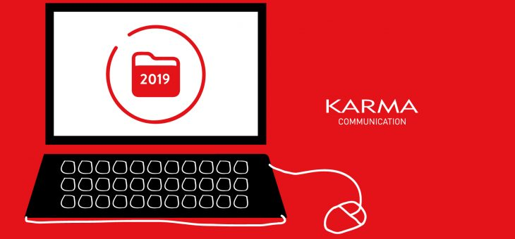 La cartella 2019 è arrivata sul pc di Karma Communication