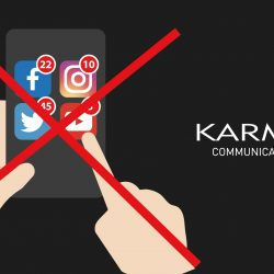 Karma Communication - Un'ora al giorno senza internet