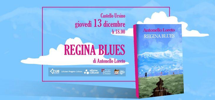 "Al Castello Ursino Antonello Loreto presenta ""Regina Blues"""