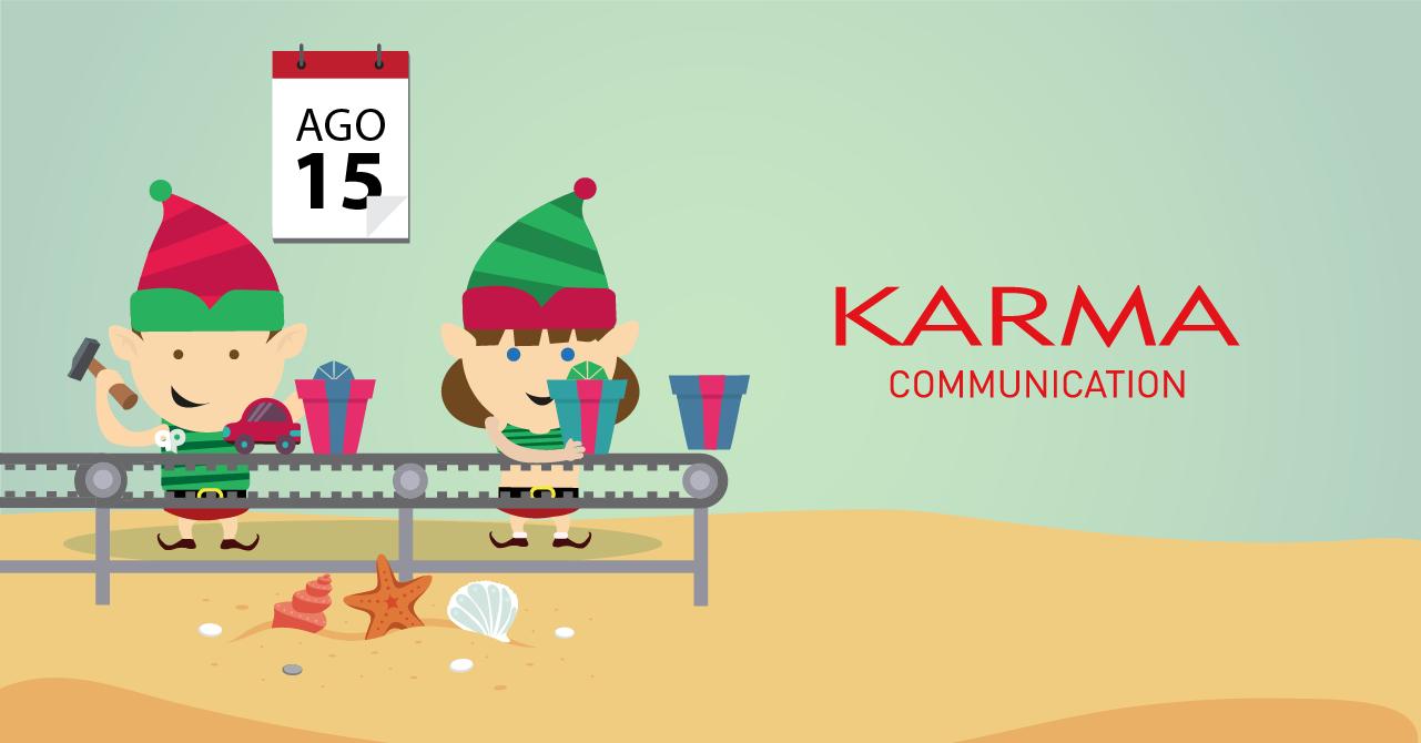 Modifica articolo ‹ Karma Communication — WordPress