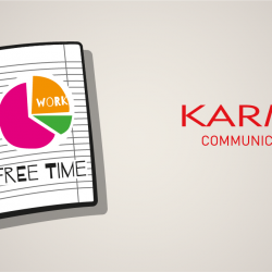 Karma Communication - Bullett Journal pronto all'uso
