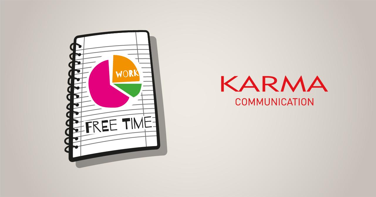 Karma Communication - Bullett Journal pronto all'uso