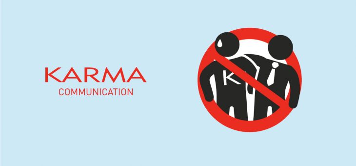 "Karma Communication e il ""no"" alla ""collaborazione sinergica"""