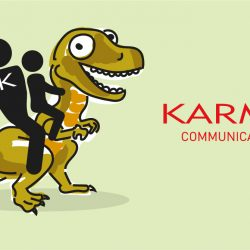 Karma Communication - Un dinosauro per un bimbo