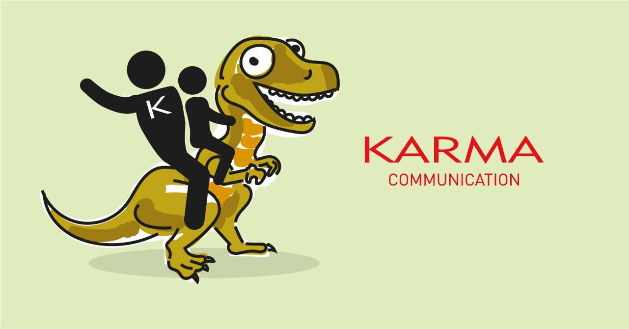 Karma Communication - Un dinosauro per un bimbo