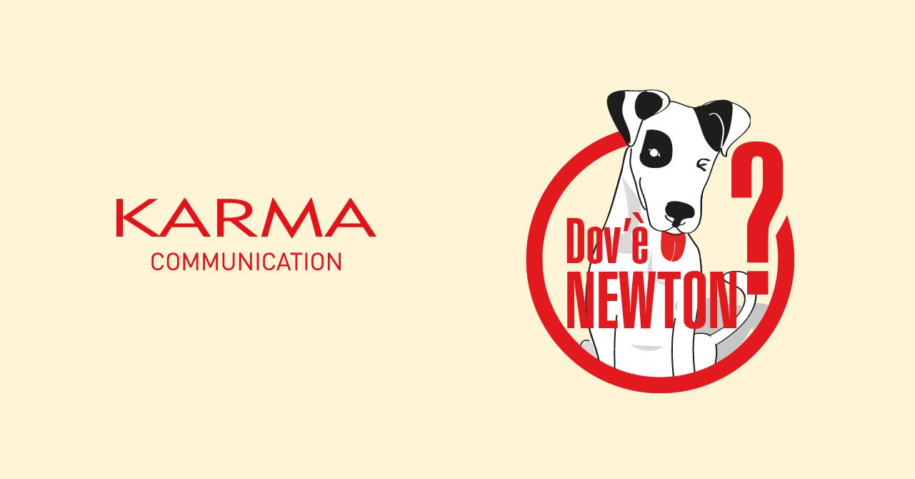 Karma Communication - Dov'è Newton