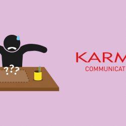 Karma Communication - Una vita senza pc