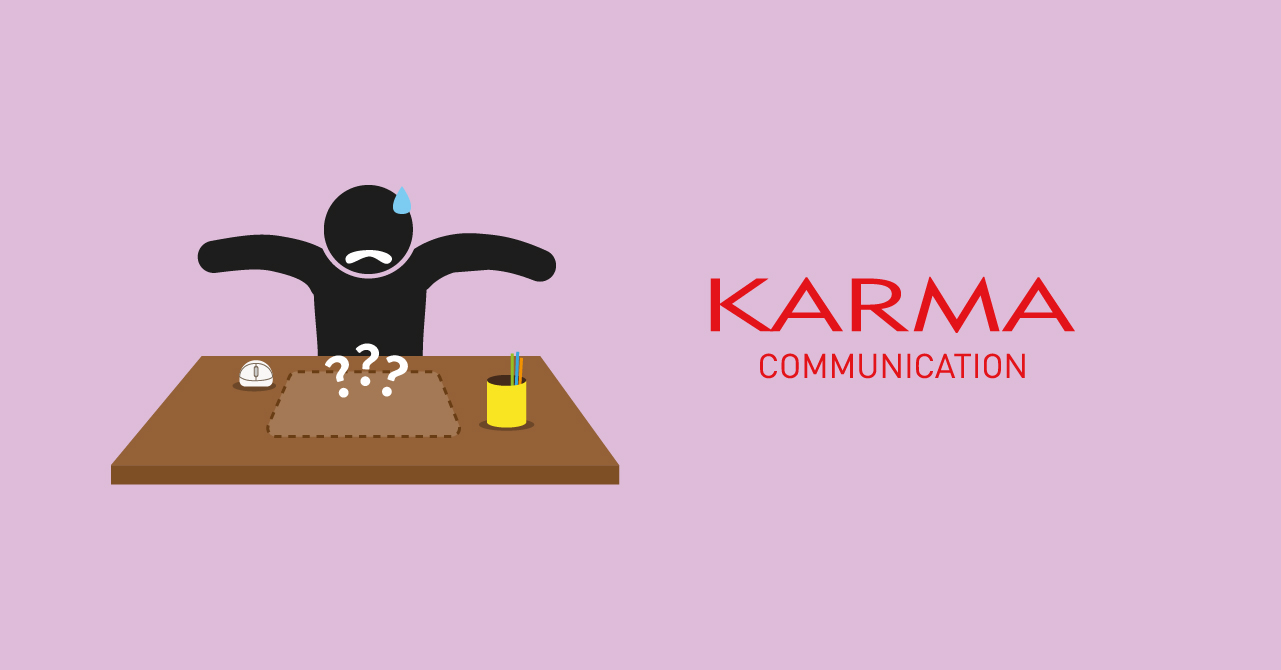 Karma Communication - Una vita senza pc