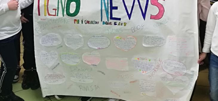 Imparare il giornalismo, di nuovo, con i bambini